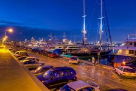 Transfer from Cruise Ships & Marinas