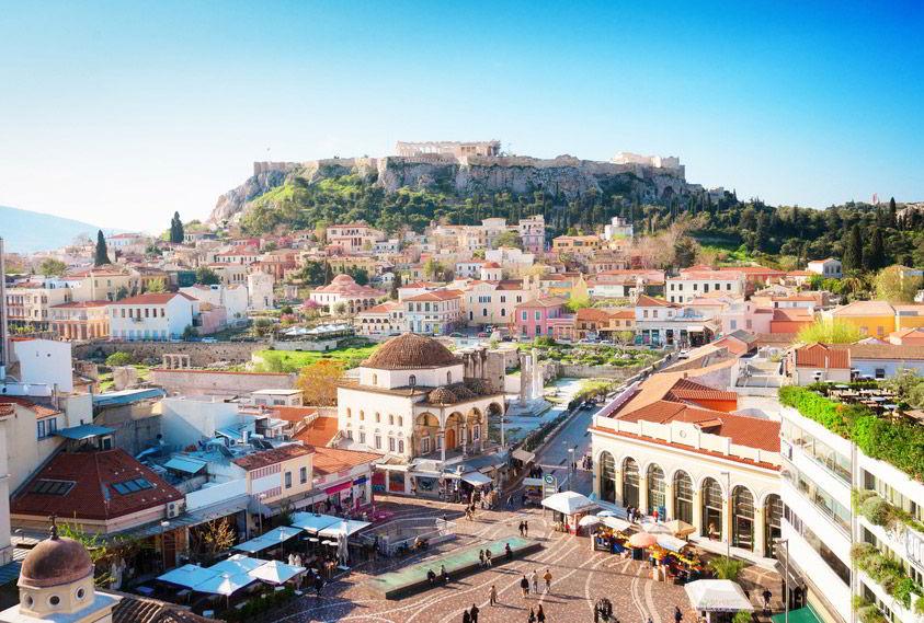Athens Half Day Tour